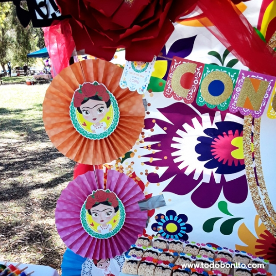 Ideas fiesta Frida Kahlo para imprimir