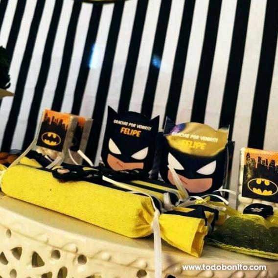 Ideas cumpleaños de Batman Todo Bonito