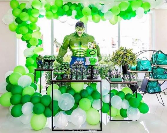 Ideas fiesta Hulk
