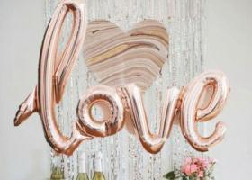 """Ideas de decoración """"Rose Gold"""" para tu evento"""