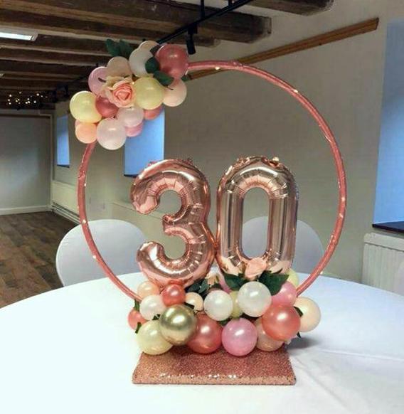 Ideas de decoración Rose Gold para tu evento