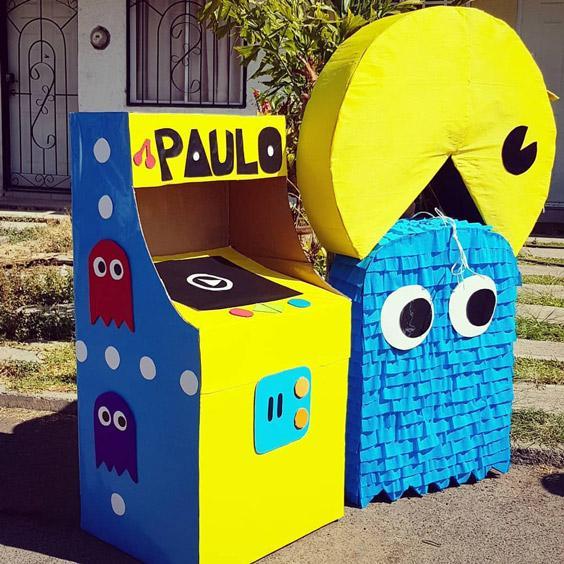 Ideas de decoración con Pac-man