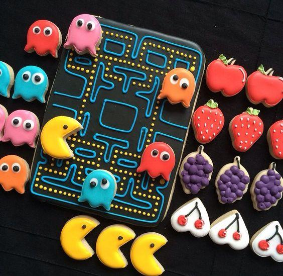 Galletas de Pac-man