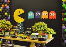 Ideas geniales para una fiesta de Pacman