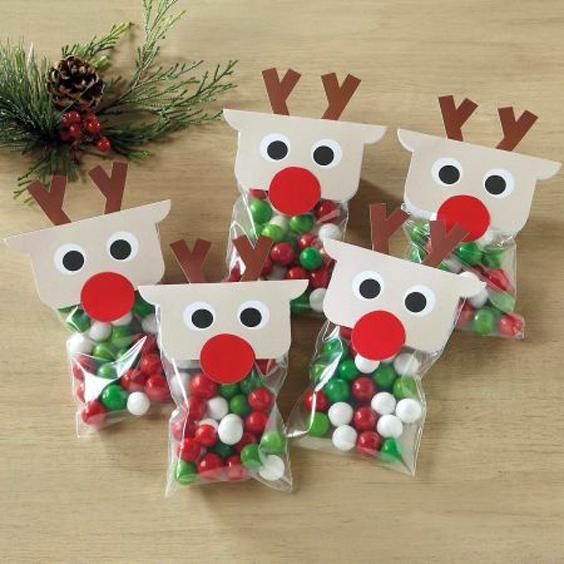 Presentes para Navidad fáciles