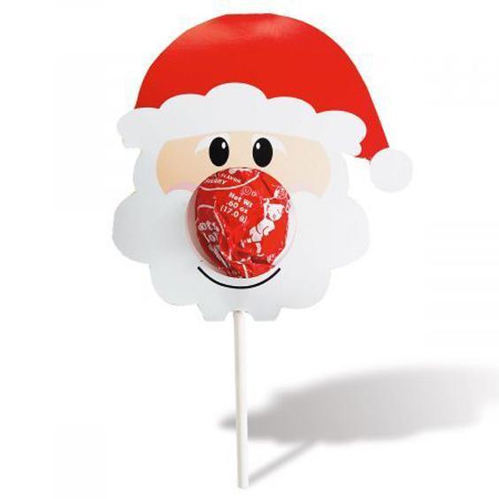 Presentes para Navidad con forma de Santa