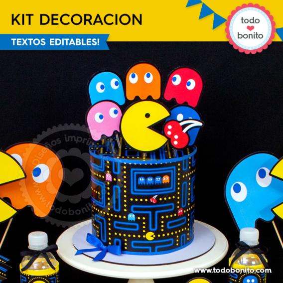 Torta de Pacman