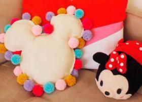 Almohadón de Mickey sin costura