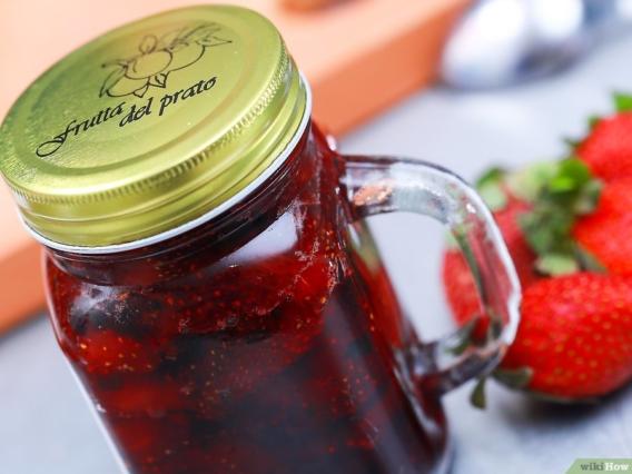 Receta de mermelada de frutilla