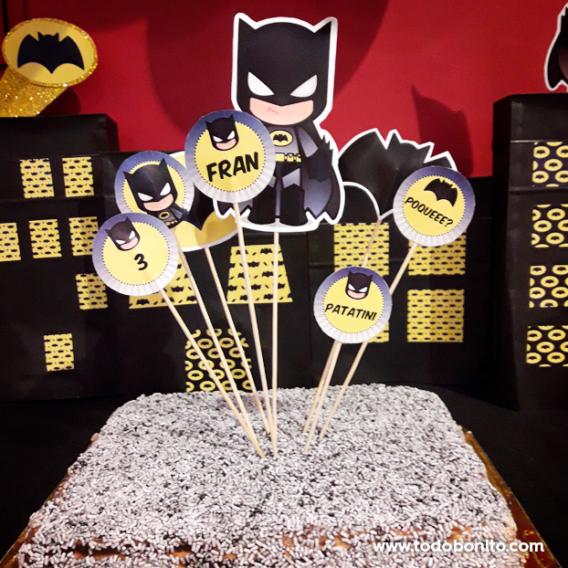 Torta de Batman