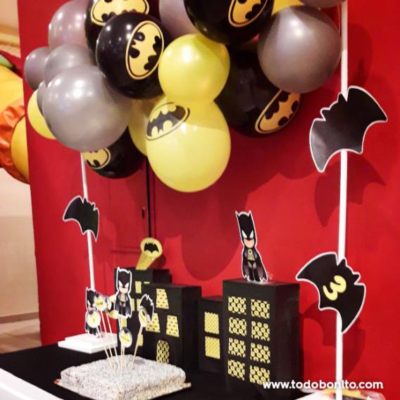 Ideas fiesta de Batman