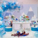 Las más lindas ideas para una fiesta de Frozen