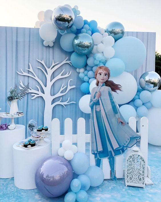 Ideas para una fiesta de Frozen 2
