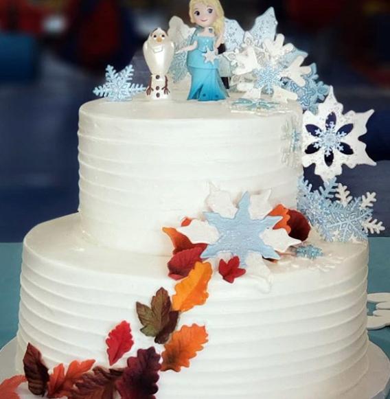 Ideas torta Frozen 2