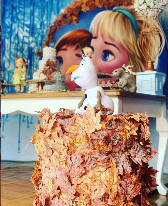 Ideas decoraciones Frozen 2