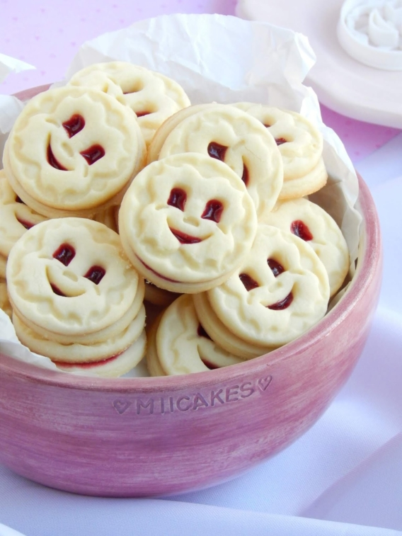 Galletas sonrisas caseras