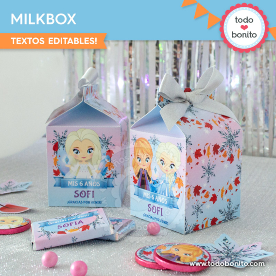 Milkbox Frozen 2