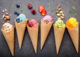 Recetas de helados caseros