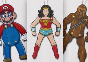 Muñecos articulados de papel gratis