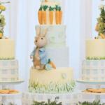 Las más lindas tortas de conejitos para niño