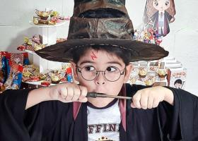 Ideas fiesta de Harry Potter