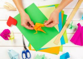 Taller de Origami fácil para niños- Nivel I