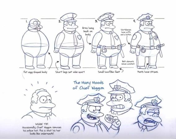 Cómo dibujar al Jefe Gorgori