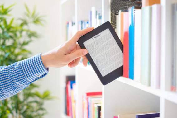 Regalar un libro electrónico