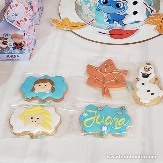 Cookies Frozen 2