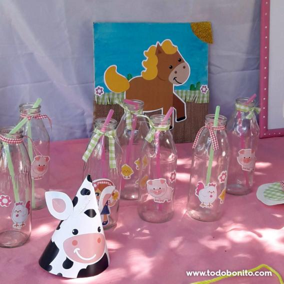 Ideas cumpleaños animales de la granja