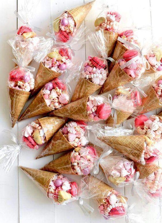 Ideas dulces para decorar en el día de niño