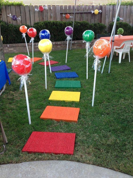 Decoraciones para el día de niño