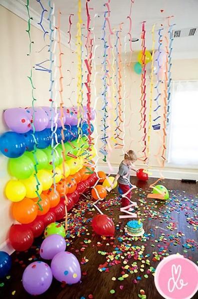 Ideas para decorar en el día de niño