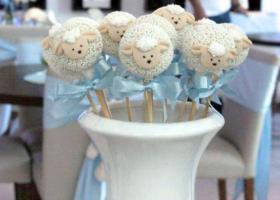 Ideas de decoración con ovejitas para niños