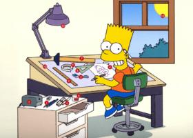 Descubre como dibujar paso a paso a los personajes más divertidos de los Simpsons. ¡No es necesario saber dibujar!