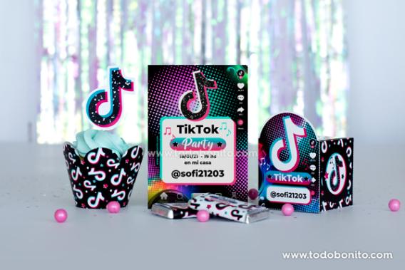 Kits imprimibles de TikTok