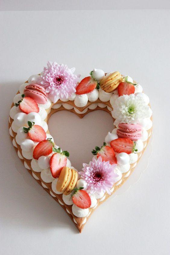 Ideas para un desayuno increíble de San Valentín