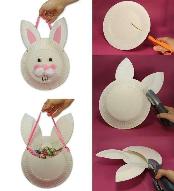 Ideas originales para los niños en Pascuas