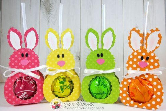 Ideas para regalar a los niños en Pascuas