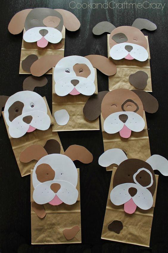 Ideas para una fiesta temática de perritos