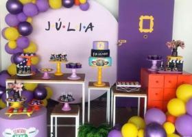 Ideas para una fiesta de la serie Friends