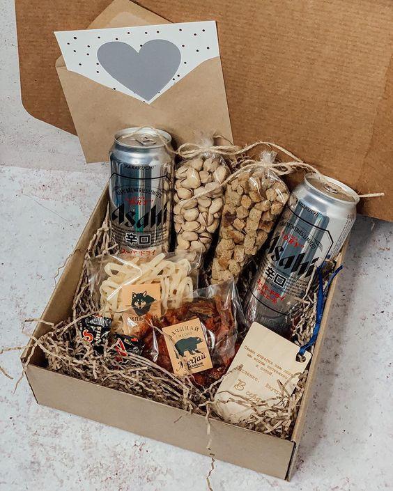 Ideas de cajas de regalo para del día del padre